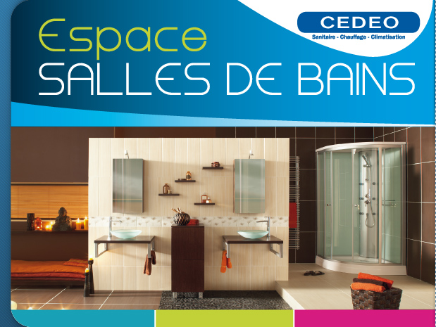 Cedeo catalogue salle de bains id es de for Cout de renovation de salle de bain
