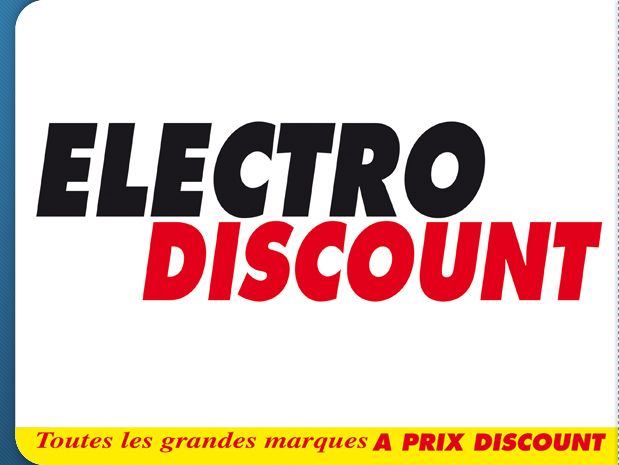 electro discount pour un prix discount studio cr atif imagein. Black Bedroom Furniture Sets. Home Design Ideas