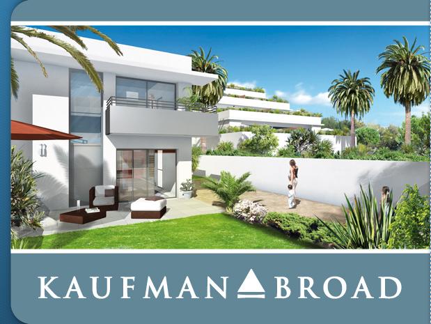 Kaufman broad trouver votre logement habiter studio for Modele maison kaufman broad