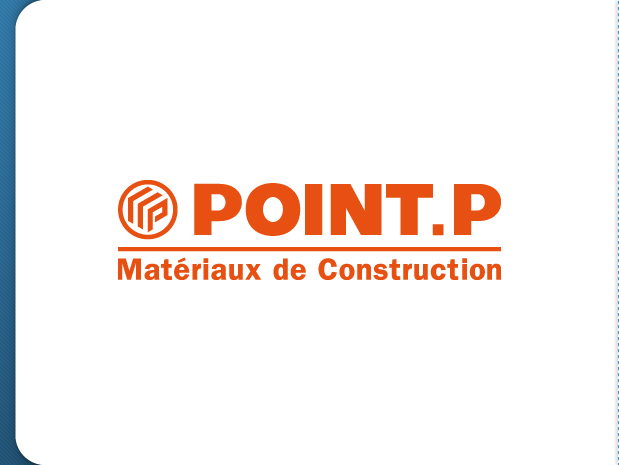 point p mat riaux de construction studio cr atif imagein. Black Bedroom Furniture Sets. Home Design Ideas